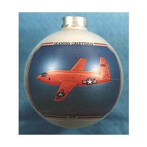 Yeager Ornament