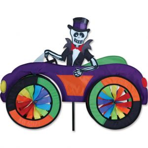 Skeleton - Car Spinner