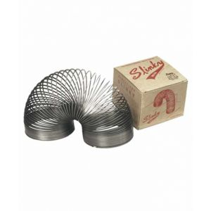 Original Collector's Edition Metal Slinky
