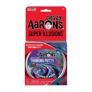 Super Scarab Illusions Thinking Putty