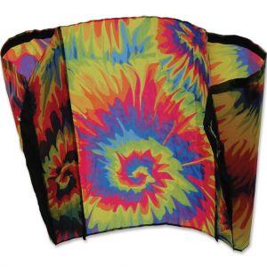Tie Dye - Power Sled 10 Kite