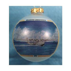 China Clipper Ornament
