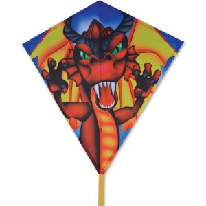 Flame Wing Dragon 30in