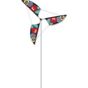 Open - 6.5 ft Wind Generator