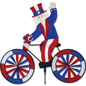 Uncle Sam - 30in Bike Spinner