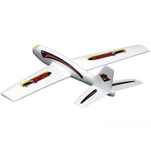 Sky Raider Foam Glider