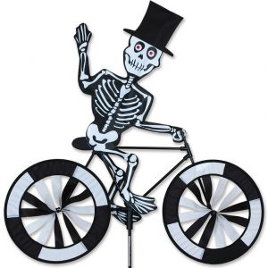 Skeleton - 30in Bike Spinner