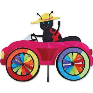 Ladybug - Car Spinner