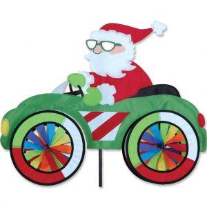 Santa - Car Spinner