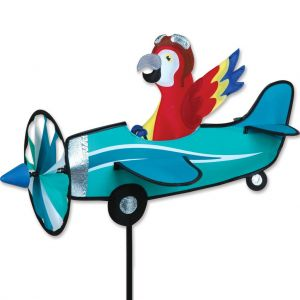 19 in. Pilot Pal Spinner - Parrot