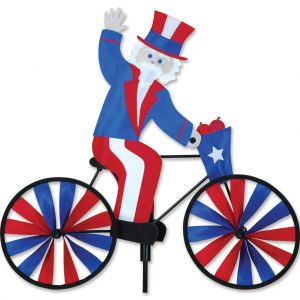 Uncle Sam - 20in Bike Spinner