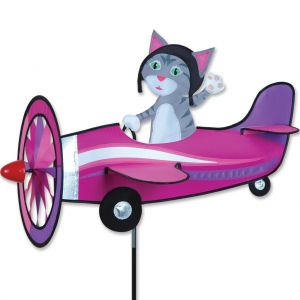 27 in. Pilot Pal Spinner - Cat
