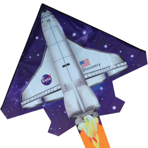 Space shuttle - 2D Jet Kite