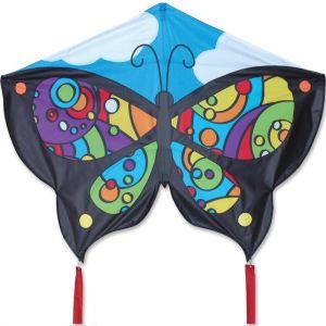 Rainbow Orbit Butterfly Kite