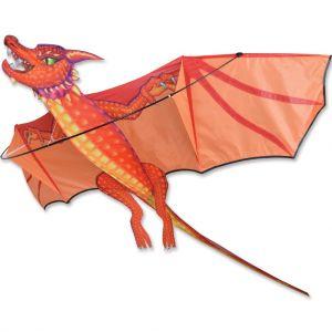 Emberscale 3D Dragon Kite