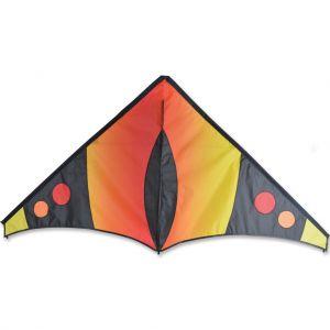 60 in. Travel Delta Kite - Warm Grade