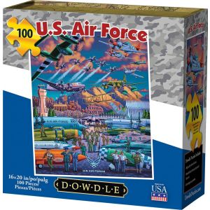U.S. AIR FORCE - TRADITIONAL PUZZLE