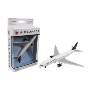 AIR CANADA DIE CAST PLANE NEW LIVERY