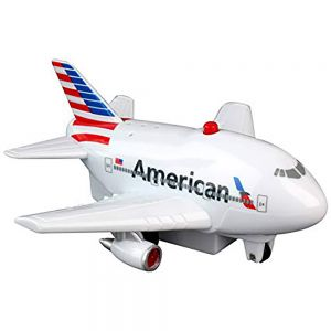 AMERICAN AIRLINES PULLBACK W/LIGHT & SOUND
