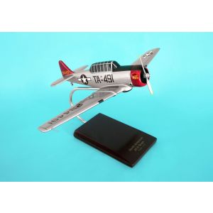 AT-6G TEXAN (SILVER)  USAF 1/32