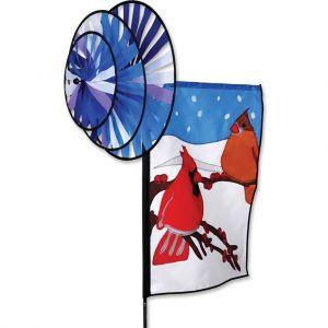 Cardinal - Triple spinner Banner