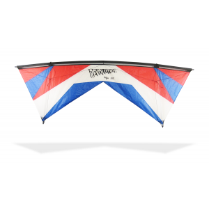 Revolution EXP kite with Reflex - Red/White/Blue