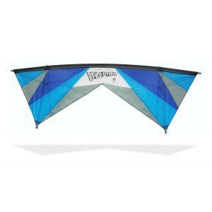 Revolution EXP kite with Reflex - Blues