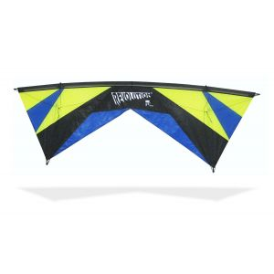 Revolution EXP kite with Reflex - Lime Green/Blue
