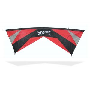 Revolution EXP Kite with reflex - Black/Red