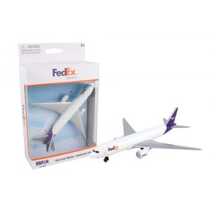 FEDEX DIE CAST PLANE