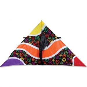 Groovy Peace - 11ft Delta Kite