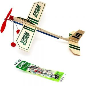 JetStream - Balsa Wood Toy Plane