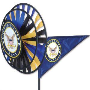 Navy - Triple Spinner