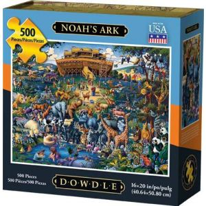 NOAH'S ARK - TRADITIONAL PUZZLE