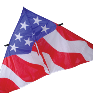 Patriotic - 9ft Delta Kite