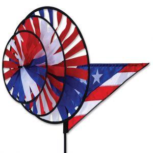 Patriotic - Triple Spinner