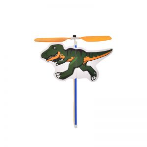 Band Powered Copter - Dinos