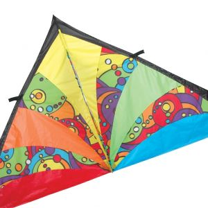 Rainbow Orbit - 9ft Delta Kite