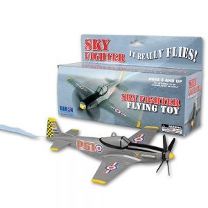 Sky Fighter - Flying Toy On A String