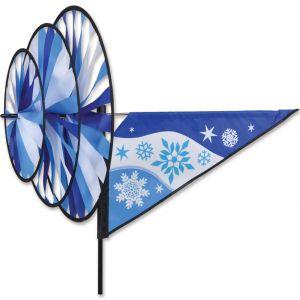Snowflake - Triple Spinner