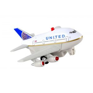 UNITED PULLBACK W/LIGHT & SOUND