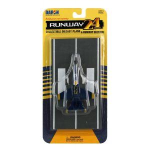 RUNWAY 24 USN BLUE ANGELS FA-18