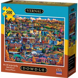 VERNAL - TRADITIONAL PUZZLE