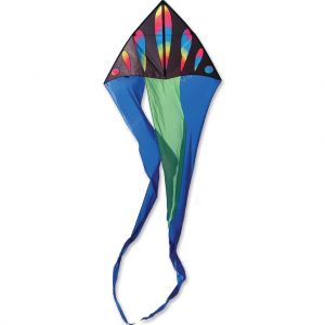 Wavy Bullets - 56in Flo-Tail Delta Kite