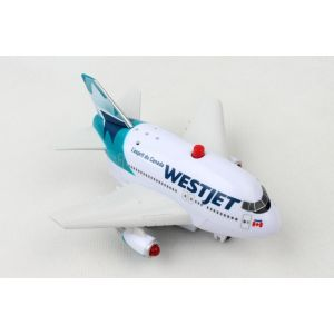 WESTJET PULLBACK W/LIGHT & SOUND